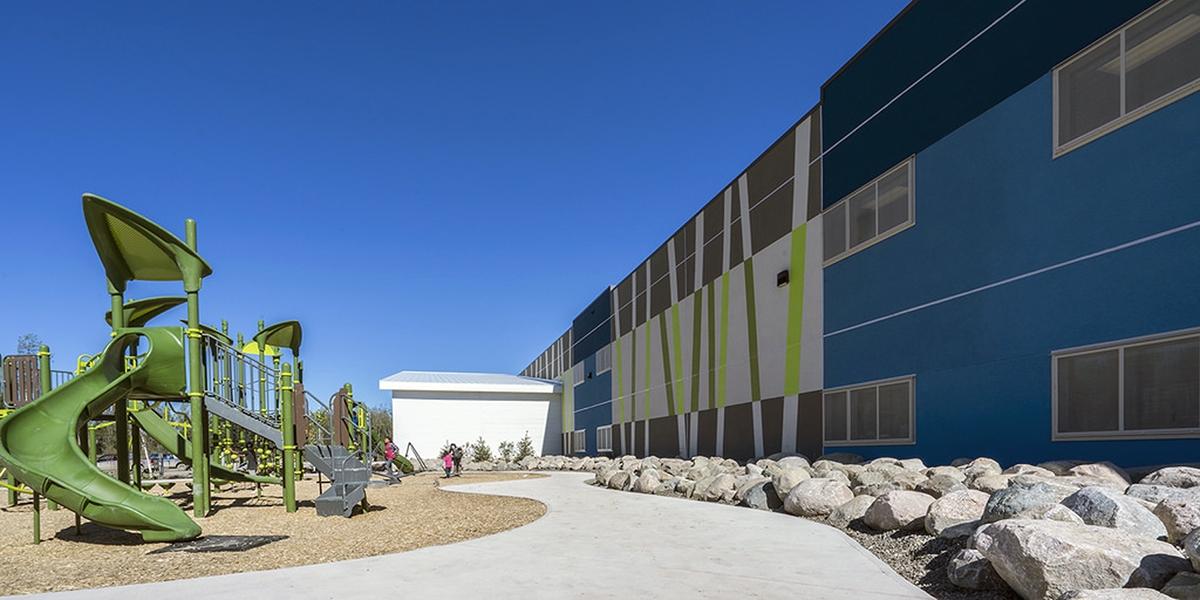 Pikangikum First Nation School, Treaty 5 Lands | See More