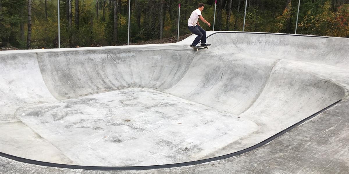 Wabigoon Lake Skateboard Park | See More