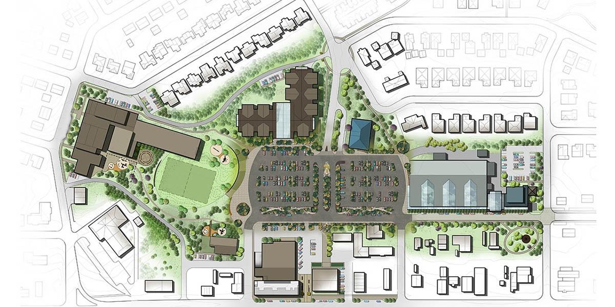 Gillam Town Centre Master Plan