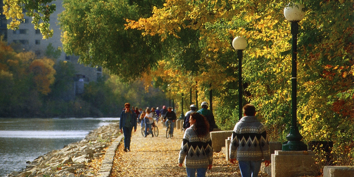 Assiniboine Riverwalk | See More
