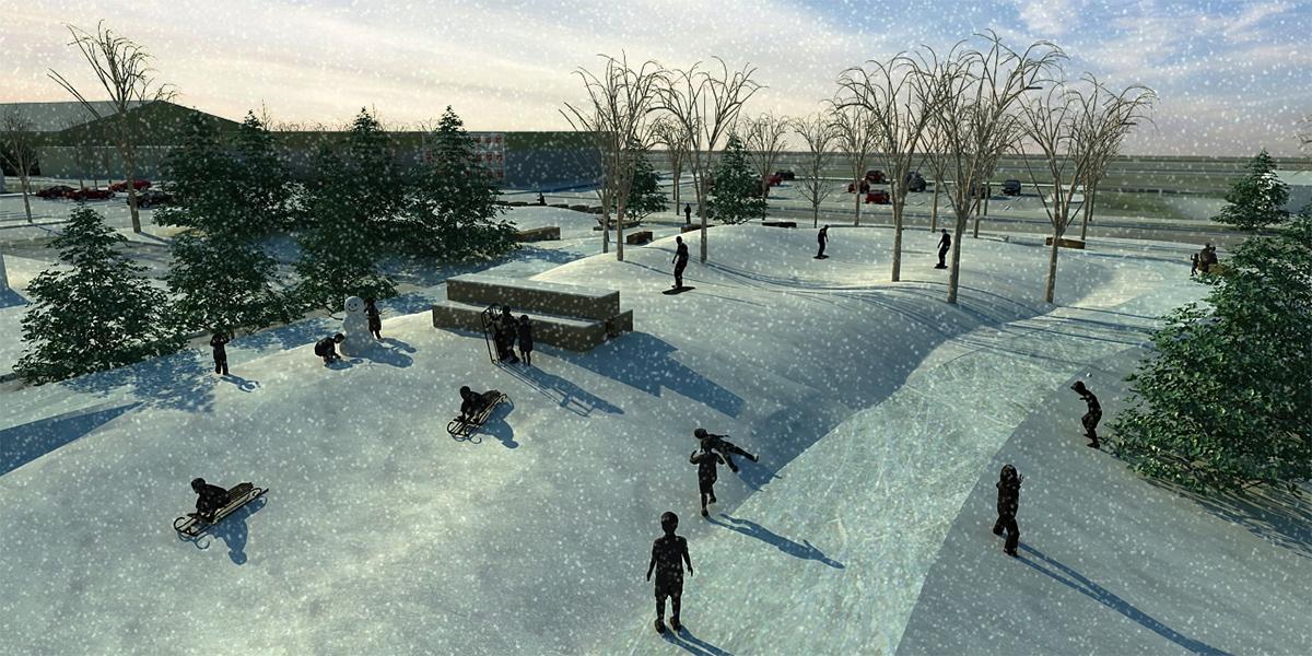 Portage la Prairie Recreation Framework Plan